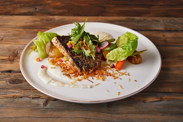 Middle Eastern Seabass